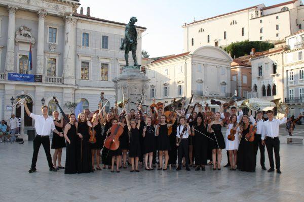 Orchesterfahrten Nach Piran / Slowenien