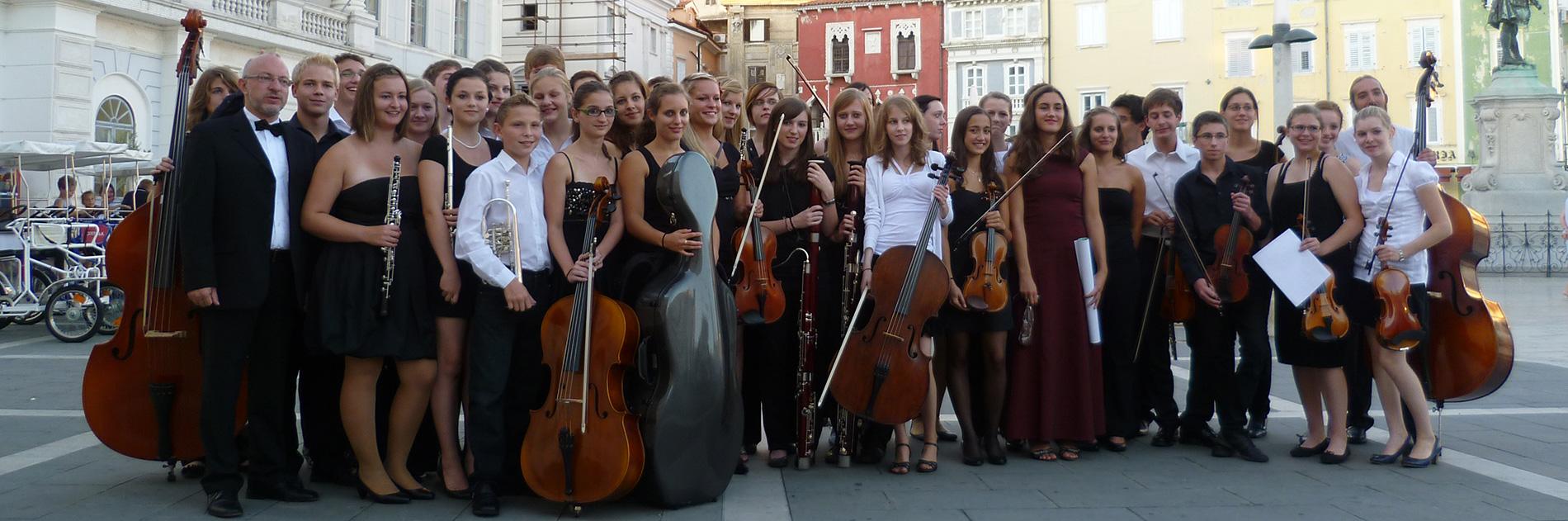 Das Jugendorchester